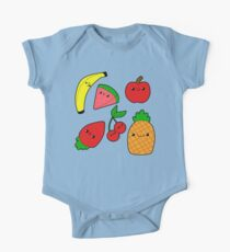 Chibi Fruits Kids Clothes