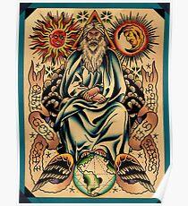 GOD I Poster