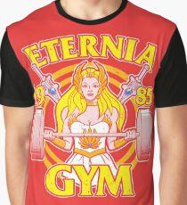 She-Ra Gym Graphic T-Shirt