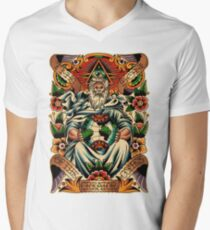 GOD II Men's V-Neck T-Shirt