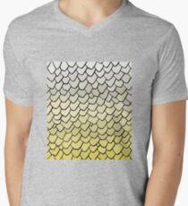 Viserion Scales Mens V-Neck T-Shirt