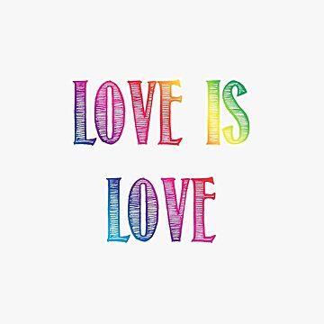 Love is Love by dezz