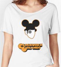Clockwork Orlando - headshot Women's Relaxed Fit T-Shirt