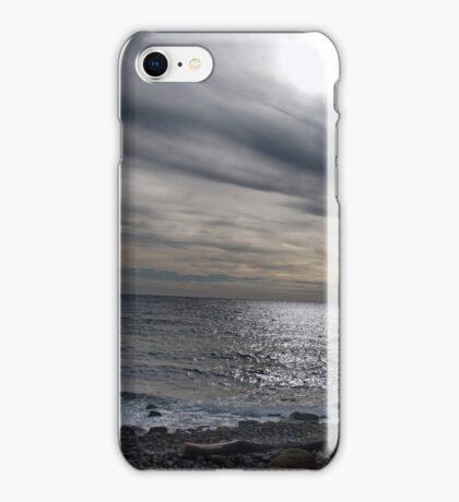 The Calm Before iPhone Case/Skin