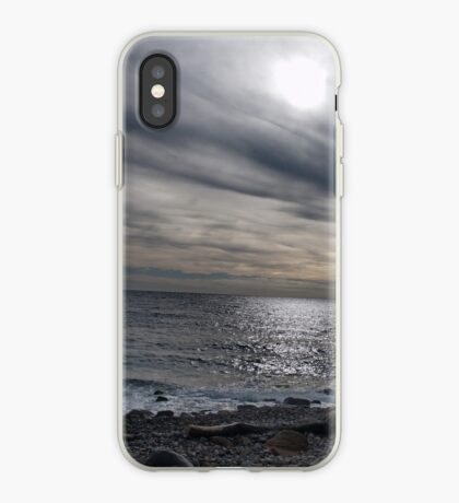 The Calm Before iPhone Case