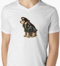 Pitbull MR Men's V-Neck T-Shirt