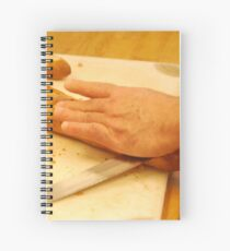 French Baguette --  If you like, purchase, try a cell phone cover thanks! Spiral Notebook