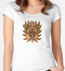 Spitshading 060 Women's Fitted Scoop T-Shirt