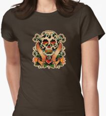 Spitshading 059 Womens Fitted T-Shirt