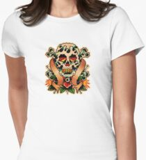 Spitshading 059 Women's Fitted T-Shirt