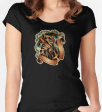 Spitshading 065 Women's Fitted Scoop T-Shirt