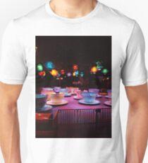 Alice In Wonderland Tea Cups T-Shirt
