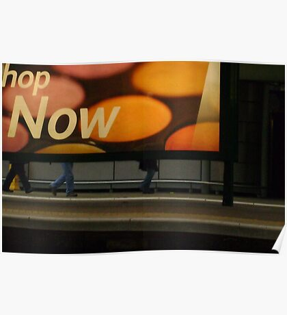 hop NOW Poster