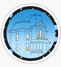 Bates Motel - Psycho Sticker