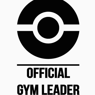 Official Gym Leader Brand by remilp