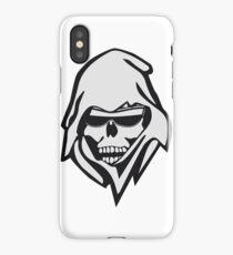 Death sunglasses iPhone Case