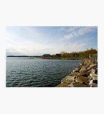 Waterfront Photographic Print