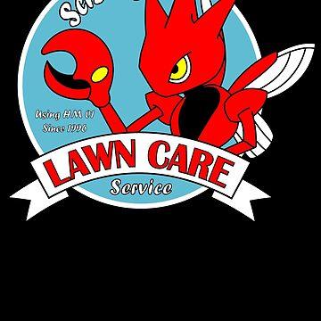 Scizor's Lawn Care by RRanger