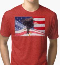 Memorial Day Tri-blend T-Shirt