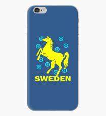 SCHWEDEN-PFERD iPhone-Hülle & Cover