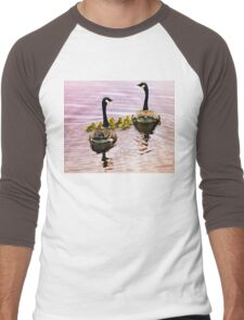 Going Home for the Night (Canada Geese) T-Shirt