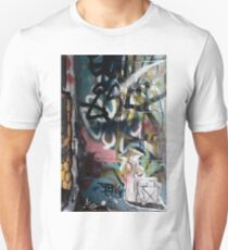 Graffiti Art Hosier Lane Unisex T-Shirt