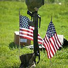 Honoring Fallen Comrades by Russell Fry