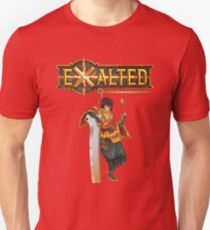 Exalted: Tale of the Visiting Flare - Visiting Flare Unisex T-Shirt