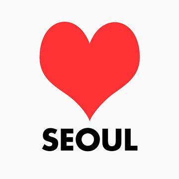 Love Seoul by adma101
