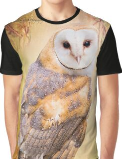 The Wise Owl Graphic T-Shirt