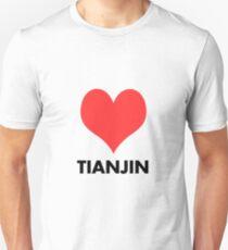 Love Tianjin Unisex T-Shirt