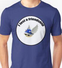I lost a friendship Unisex T-Shirt