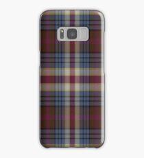 02751 Dauphin County, Pennsylvania  Fashion Tartan  Samsung Galaxy Case/Skin