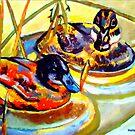 Ducks by Helenka