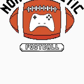 Football Gamer Club by radrated