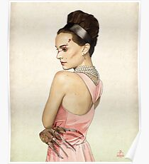 Slaughterhouse Starlets: Natalie Poster