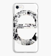 E iPhone Case/Skin
