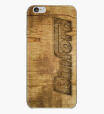 BINFORD WOOD iPhone Case