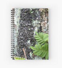 Parasite Plant Spiral Notebook