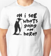 Billy Madison Quote - Oh I See What's Going On Here T-Shirt