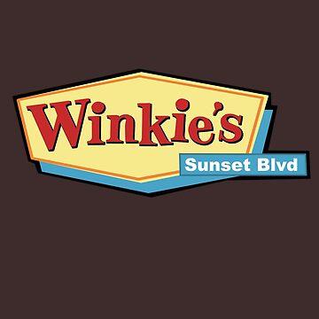 Winkie's Sunset Blvd by ImSecretlyGeeky