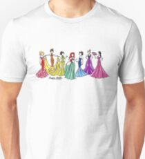 Designer Mersister Pride  Unisex T-Shirt