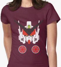 gundam Womens Fitted T-Shirt