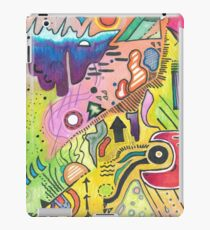 Abstract 360 iPad Case/Skin
