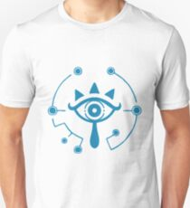 Sheikah Eye (The Legend of Zelda: Breath of the Wild) Unisex T-Shirt