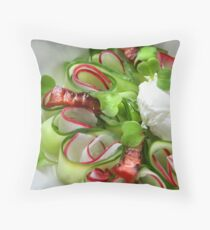 Bavarian Carpaccio Pillow I Throw Pillow