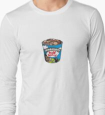 ben and jerrys half baked ice cream T-Shirt