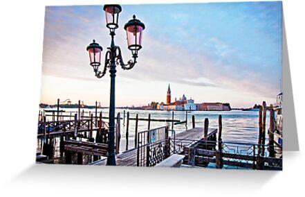 Sunrise in Venice II by SeeOneSoul