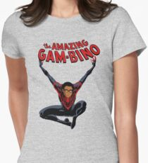 The Amazing Childish Gambino  Women's Fitted T-Shirt