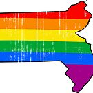 Massachusetts Pride by queeradise